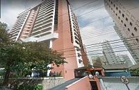 LEILÃO JUDICIAL - Direitos possessórios que o executado possui sob apto. de 126,34m², Cond. Ed.Golden Beach Residence Service- Guarujá/SP