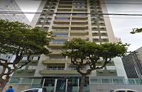 LEILÃO JUDICIAL - Apto. de 121,60m² - Edifício Ilhas de Majorca - Guarujá/SP