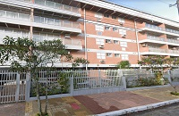 LEILÃO JUDICIAL - Apto. de 108,34 m² Cond. Ed. Figueira da Foz - Guarujá/SP