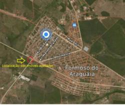 LOTES EM FORMOSO ARAGUAIA-TO POR APENAS R$ 169.990,50