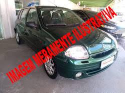 RENAULT CLIO 1.0 POR APENAS R$ 4.500,00