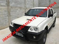 MITSUBISHI MMC/L-200 4X4 DIESEL POR APENAS R$ 17.500,00