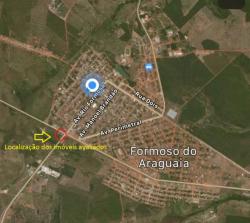 LOTE EM FORMOSO DO ARAGUAIA-TO POR APENAS R$ 52.500,00
