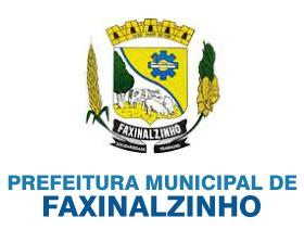 Leilão Extrajudicial (Prefeitura de Faxinalzinho/RS)