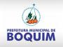 LEILÃO DA PREFEITURA MUNICIPAL DE BOQUIM/SE