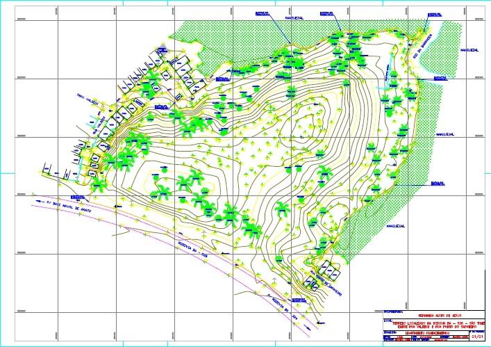 TERRENO NA BASE NAVAL DE ARATU COM APROXIMADAMENTE 40.000 M²
