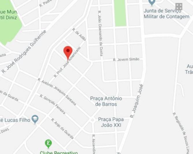 LEILÃO TRT 3ª REGIÃO - LOTE C/ BENFEITORIA - CONTAGEM/ MG