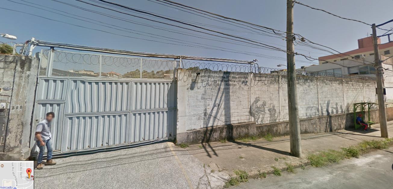 LEILÃO TRT 3ª REGIÃO - ÁREA DE 1440 M² C/ GALPÕES - N. RIACHO - CONTAGEM/ MG
