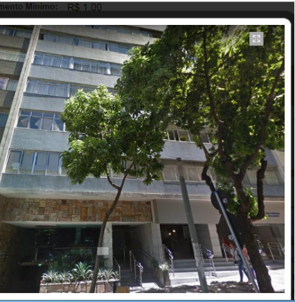 LEILÃO JUSTIÇA FEDERAL - 02 APTOS C/ 632 E 402 M² - AMBOS 3 QTOS - 1 VAGA - CENTRO/ BH - MG