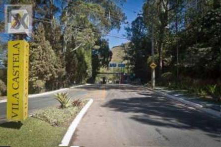 LEILÃO TRT 3ª REGIÃO - LOTE C/ 2.107,70 m² - COND. VILA CASTELA  NOVA LIMA/MG