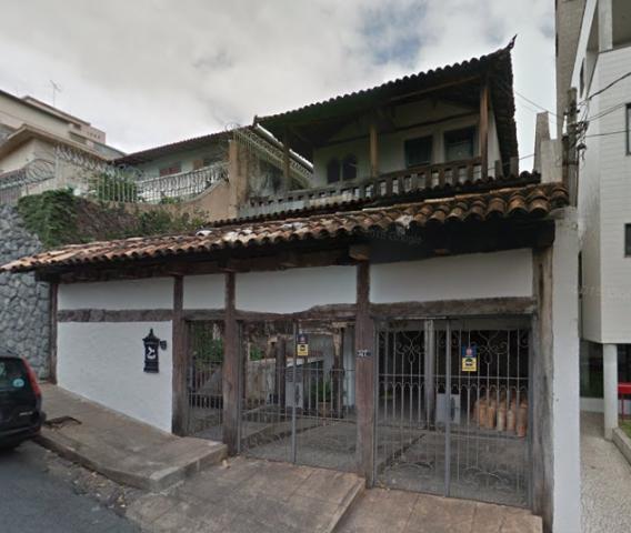 LEILÃO TRT 3ª REGIÃO - Imóvel: 1/8 da Casa, B. Santo Antônio/ BH