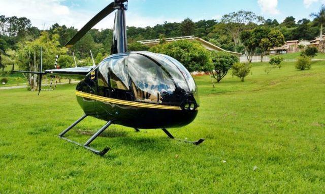 LEILÃO TRT 3ª REGIÃO - Helicóptero R44 Raven II Robinson